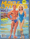 Muscle & Fitness May 1988