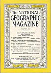 National Geographic January 1936