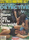 Official Detective January 1983