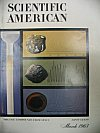 Scientific American March 1963