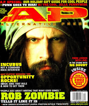 Alternative Press Number 161