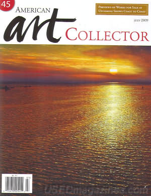 American Art Collector July 2009