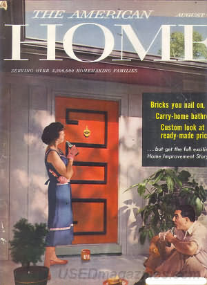 American Home August 1957