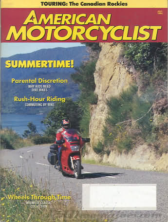 American Motorcyclist July 1993