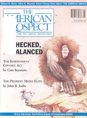 American Prospect May 1998