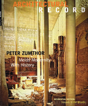 Architectural Record January 2008