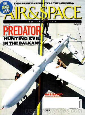 Air & Space May 2001