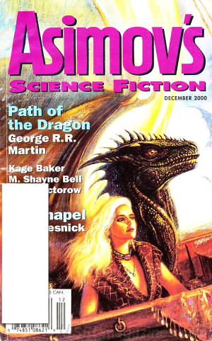 Asimov's Science Fiction December 2000