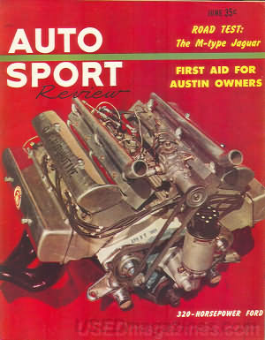 Auto Sport Review June 1953