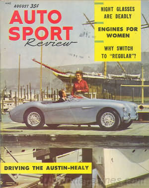 Auto Sport Review August 1953