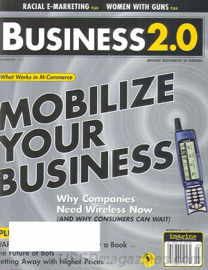 Business 2.0 March 06, 2001