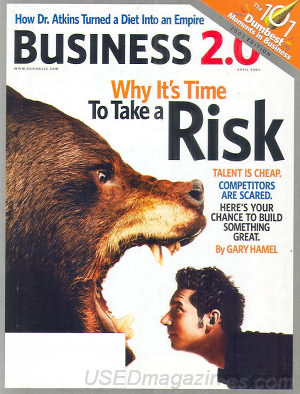 Business 2.0 April 2003