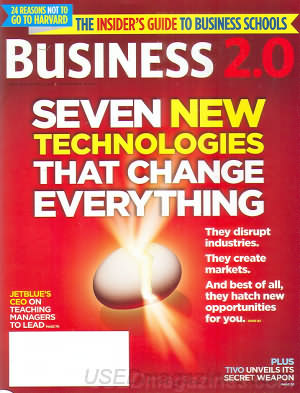 Business 2.0 September 2004