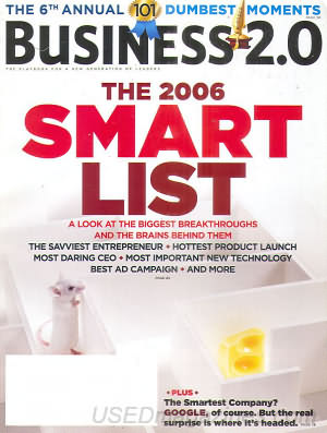 Business 2.0 January 2006
