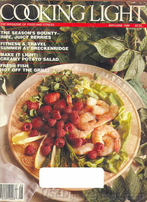 Cooking Light May/June 1989