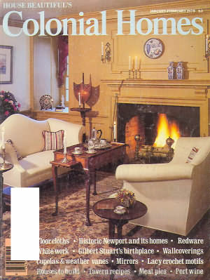 Colonial Homes January-February 1979