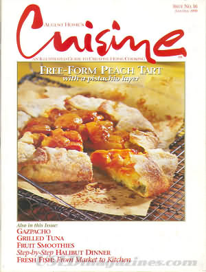 Cuisine (August Home) August 1999
