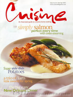 Cuisine (August Home) April 2001