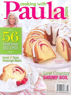 Cooking with Paula Deen May/June 2013