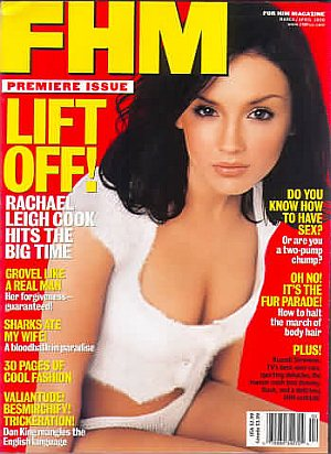 FHM (For Him Magazine) March/April 2000