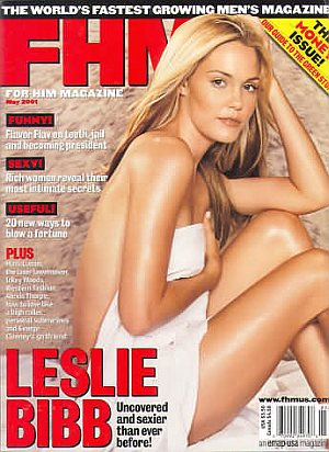 FHM (For Him Magazine) May 2001 #11