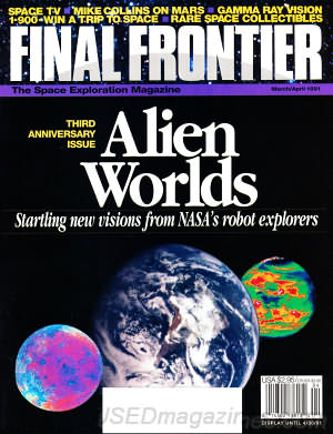 Final Frontier March/April 1991