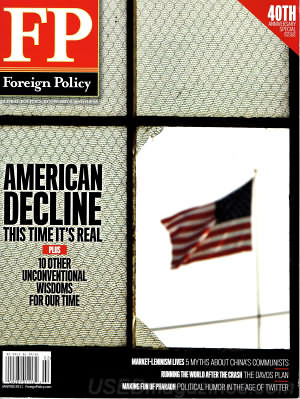Foreign Policy January/February 2011