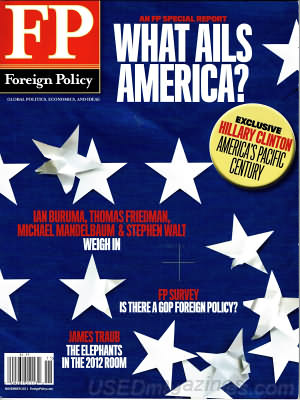 Foreign Policy November 2011