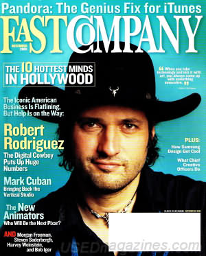 Fast Company December 2005