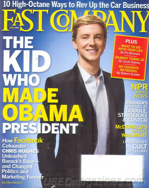 Fast Company April 2009
