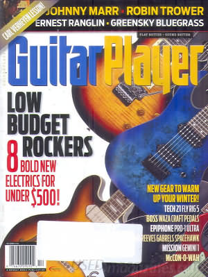 Guitar Player December 2014