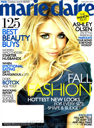 Marie Claire September 2007