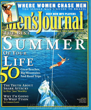 Men's Journal June 2002