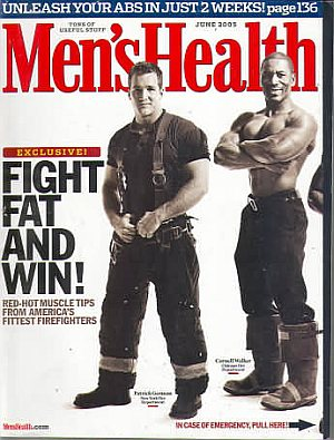 Men's Health June 2005
