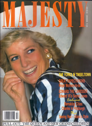 Majesty April 1988
