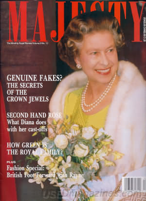 Majesty April 1989