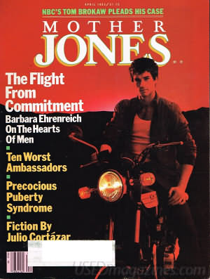 Mother Jones April 1983