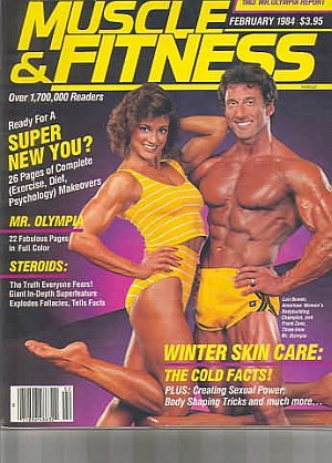 Muscle & Fitness February 1984