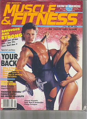 Muscle & Fitness May 1986