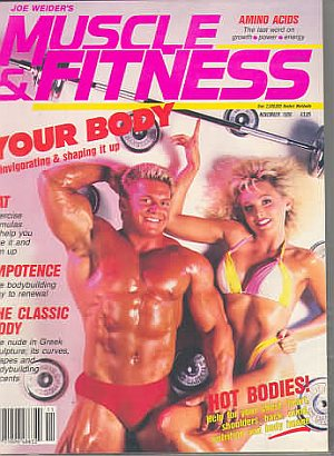 Muscle & Fitness November 1986