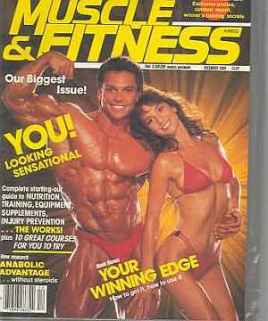 Muscle & Fitness December 1988