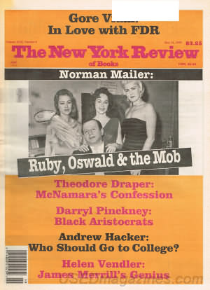 New York Review of Books May 11, 1995