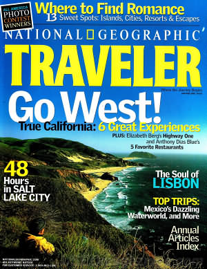 National Geographic Traveler January/February 2002