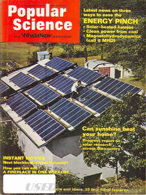 Popular Science March 1974