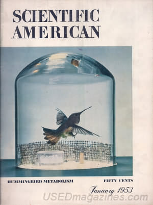 Scientific American January 1953