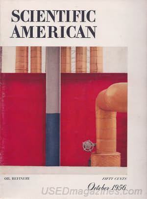 Scientific American October 1956