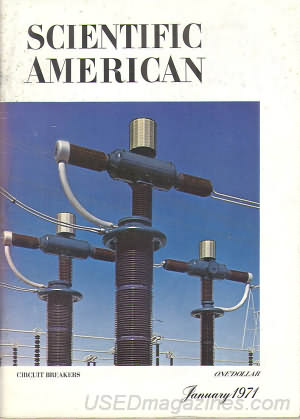 Scientific American January 1971