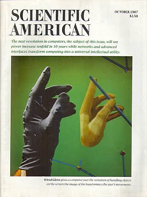 Scientific American October 1987