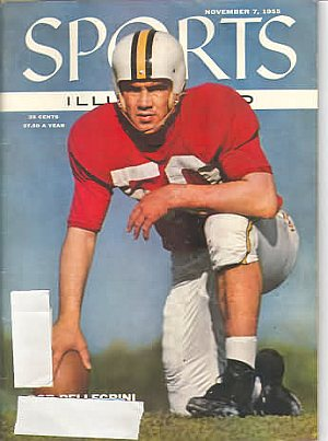 Sports Illustrated November 7, 1955