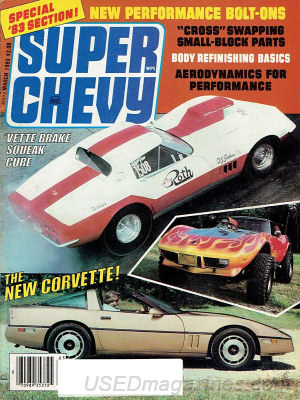 Super Chevy March 1983